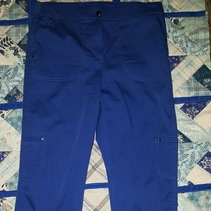 chicos cropped pants